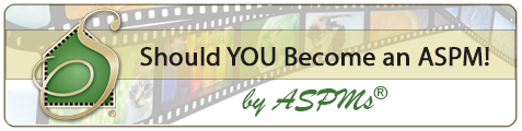 Why Should YOU Become an ASPM by ASPMs