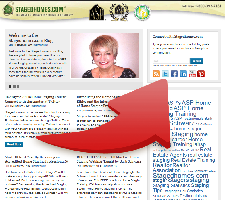 Stay tuned for the Stagedhomes com Business Plan Week | Home Staging