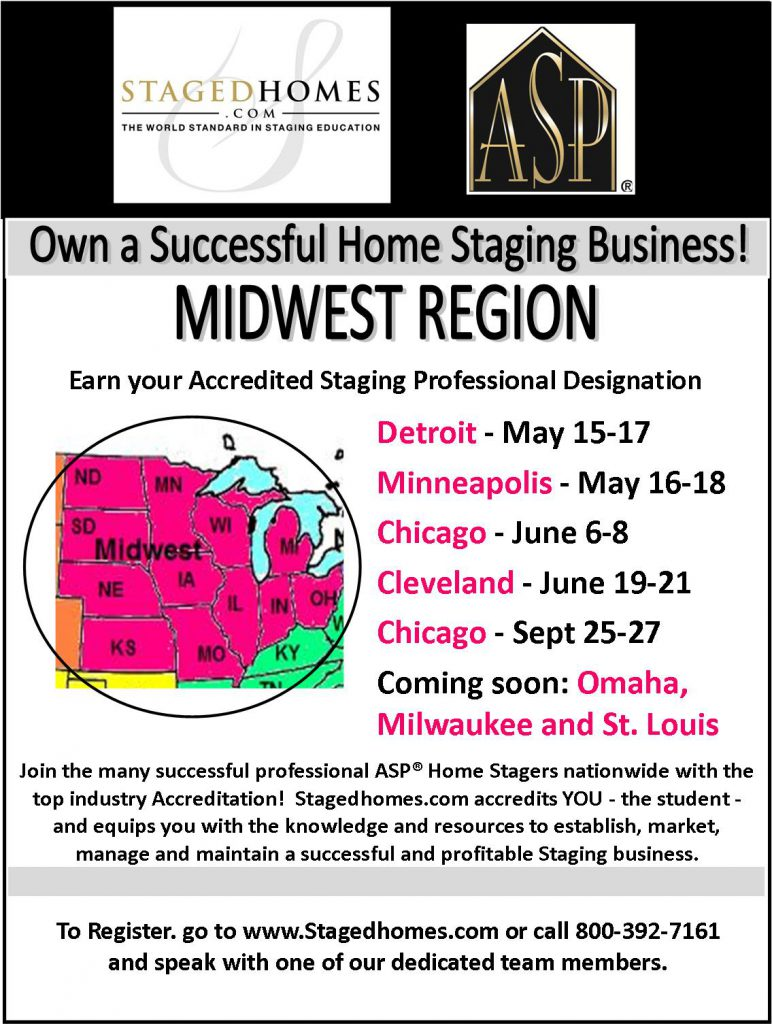 Midwest Region Classes Summer-Fall 2017
