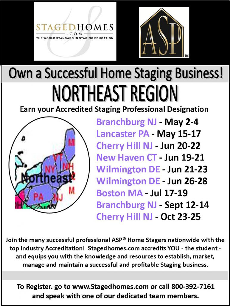 Northeast Region Classes Summer-Fall 2017