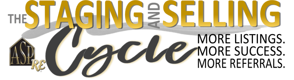 Staging and Selling Cycle Logo